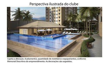 Perspectiva Ilustrada do Clube
