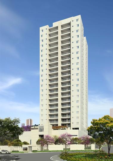 Fachada | Accanto – Apartamentono  Jardim Anália Franco - São Paulo - São Paulo
