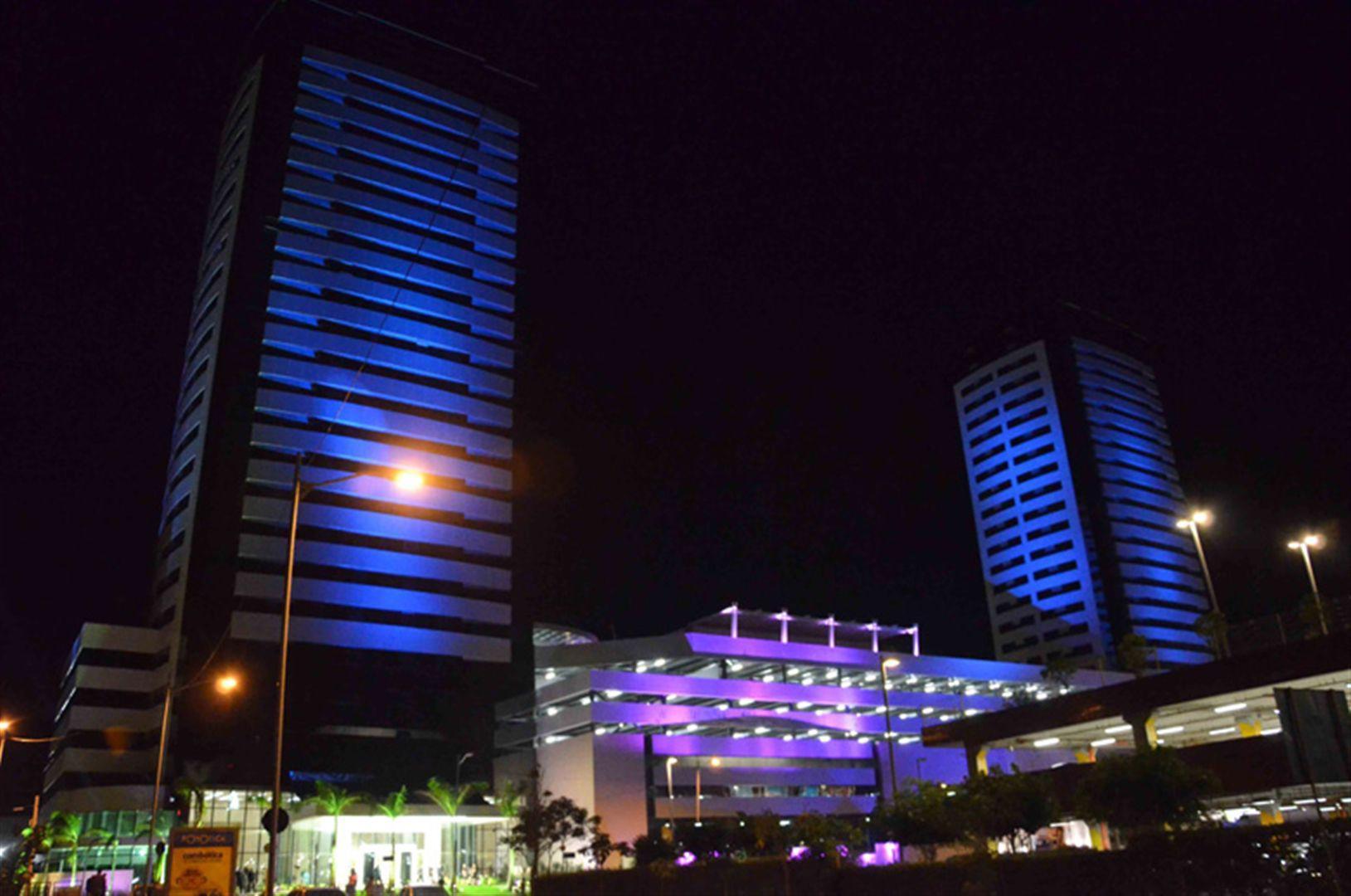 Fachada | Salvador Shopping Business – Salas Comerciaisno  Ao lado do Salvador Shopping - Salvador - Bahia
