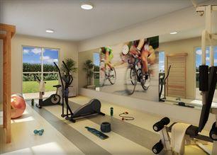 Perspectiva Ilustrada do Fitness
