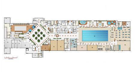 Implantação Clube | Le Parc Residential Resort – Apartamento na  Barra da Tijuca - Rio de Janeiro - Rio de Janeiro