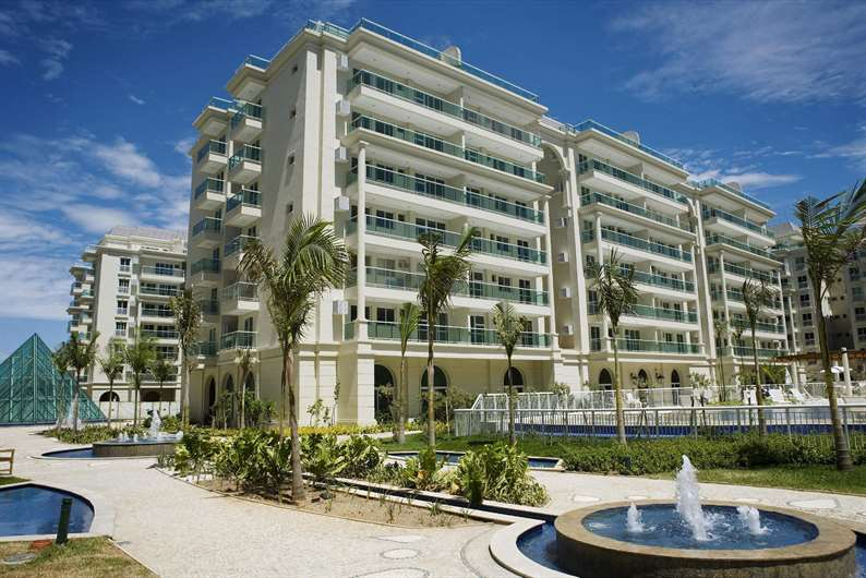 Imóvel pronto | Le Parc Residential Resort – Apartamentona  Barra da Tijuca - Rio de Janeiro - Rio de Janeiro