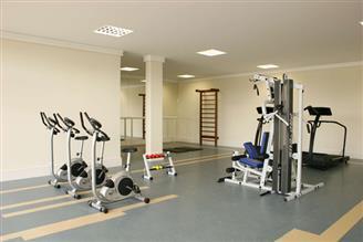 Foto da Sala de Fitness