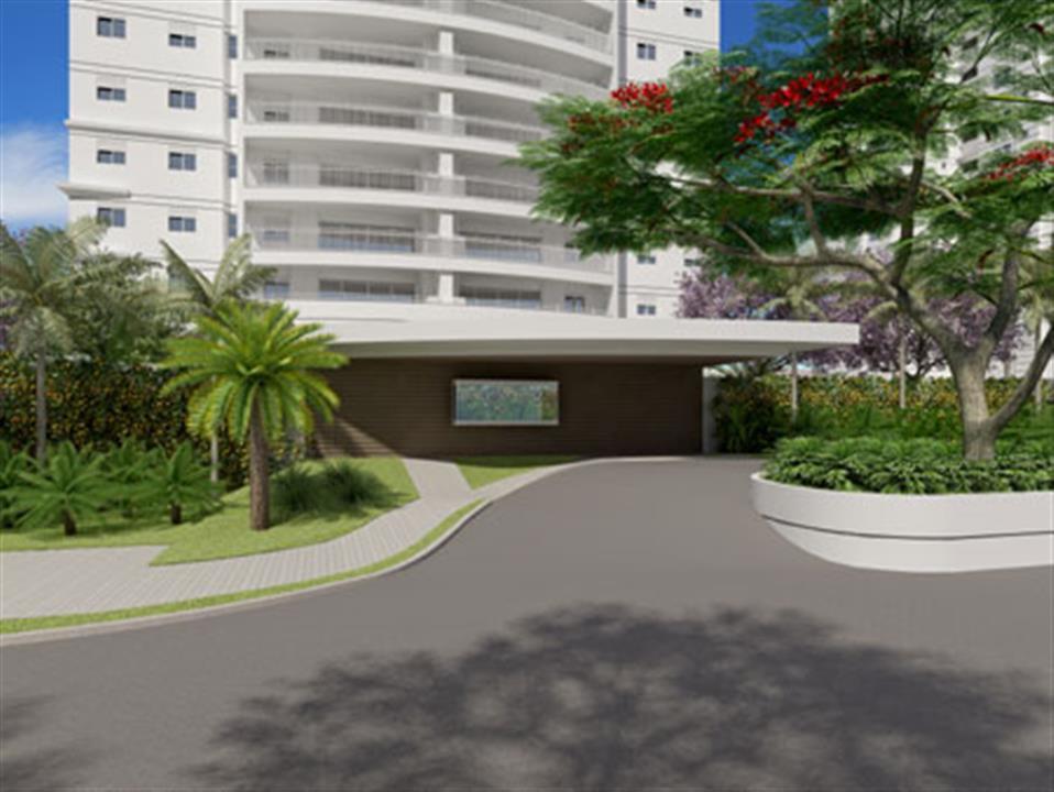 Fachada | Acervo – Apartamentono  Alto de Pinheiros - São Paulo - São Paulo