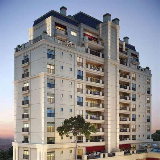 Fachada | Dom Batel – Apartamentono  Batel - Curitiba - Paraná