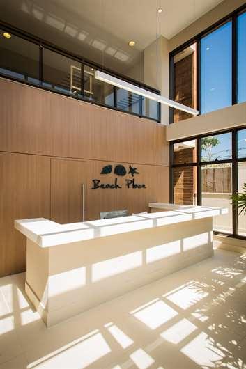 Lobby | Ocean Pontal Residence – Apartamentono  Recreio dos Bandeirantes - Rio de Janeiro - Rio de Janeiro