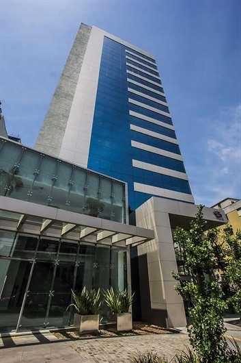 Fachada | 925 Independência – Salas Comerciaisna  Independência - Porto Alegre - Rio Grande do Sul