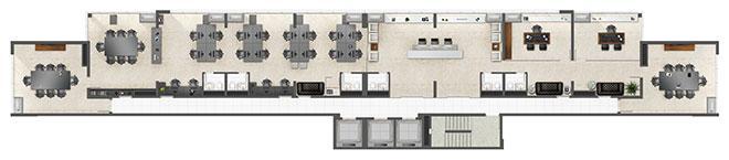 Junção comercial 352m² Advocacia | Axis - Office – Salas Comerciais no  Petrópolis - Porto Alegre - Rio Grande do Sul