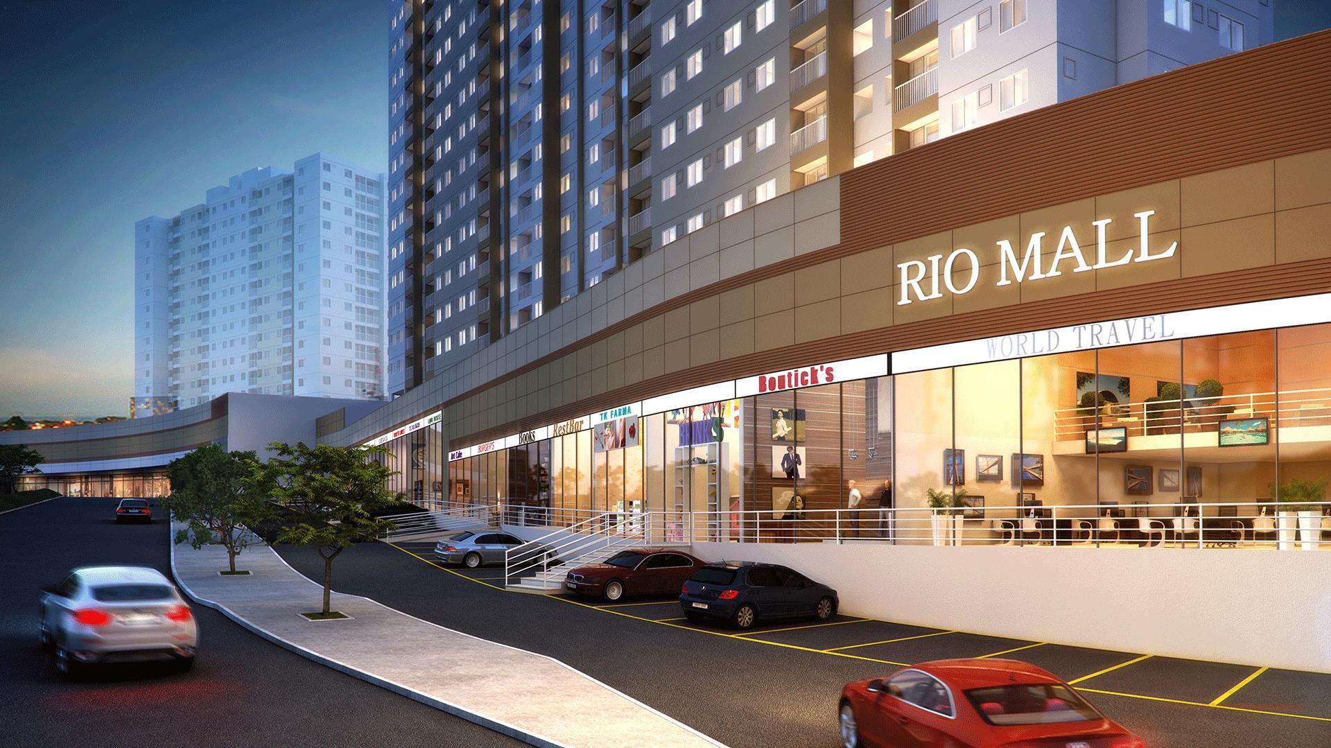 Fachada | Rio Mall – Salas Comerciaisno  Del Castilho - Rio de Janeiro - Rio de Janeiro