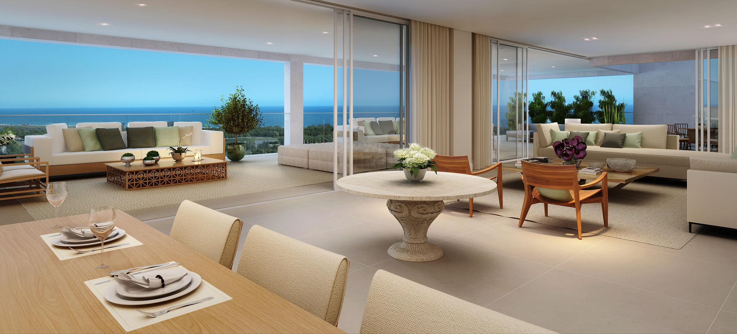 Fachada | Riserva Golf Vista Mare Residenziale – Apartamentona  Barra da Tijuca - Rio de Janeiro - Rio de Janeiro