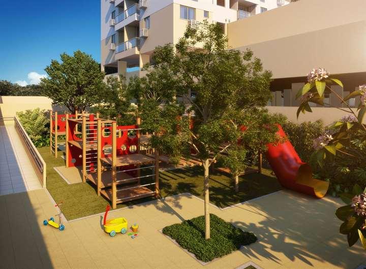 Lazer | Nobre Norte Clube Residencial – Apartamentono  Grande Méier - Rio de Janeiro - Rio de Janeiro