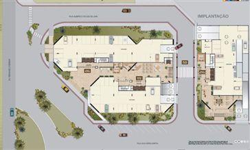 Implantação | América Centro Empresarial – Salas Comerciais na  Mata da Praia - Vitória - Espírito Santo