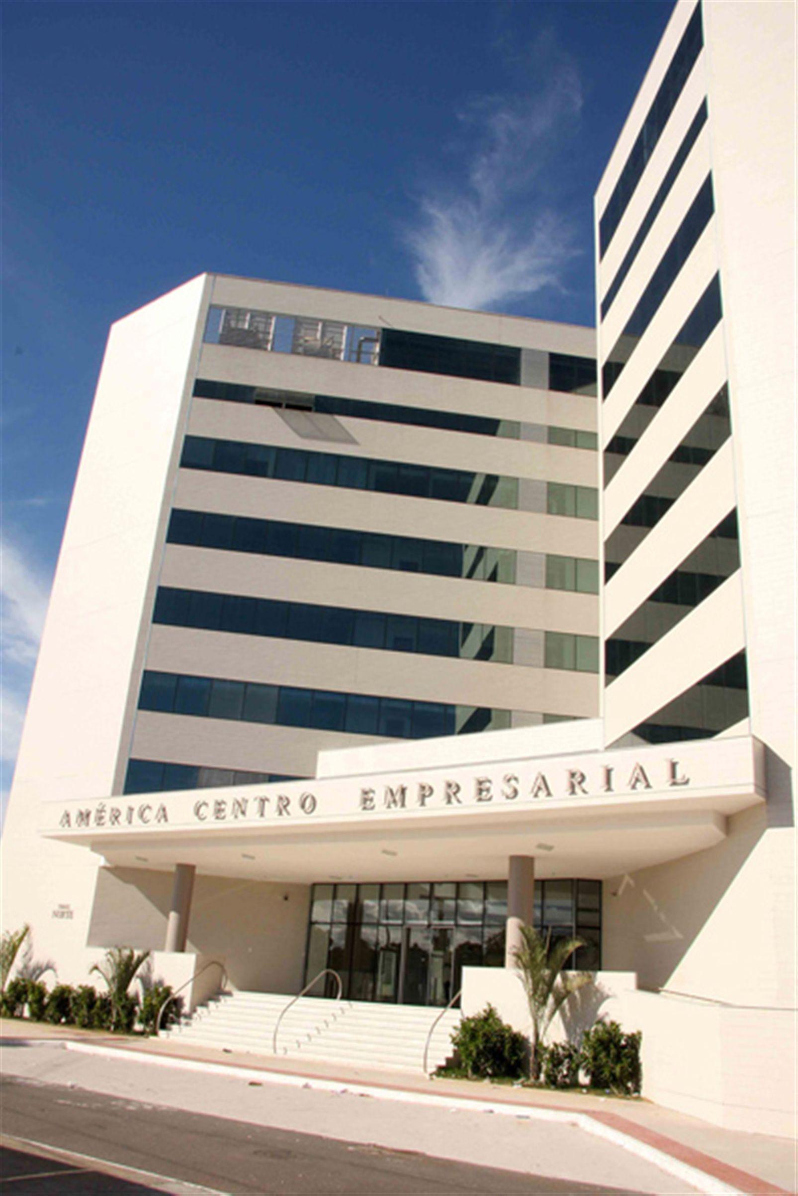 Imóvel pronto | América Centro Empresarial – Salas Comerciaisna  Mata da Praia - Vitória - Espírito Santo
