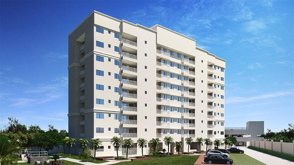 Fachada | Jardim de Valencia – Apartamentono  Parque Verde - Belém - Pará