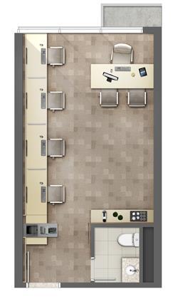 Empresa de Softwares Médicos - Área 31m² - Torre Norte Office | MEDPLEX - Torre Norte – Salas Comerciais no  Centro do Eixo Hospitalar  - Porto Alegre - Rio Grande do Sul