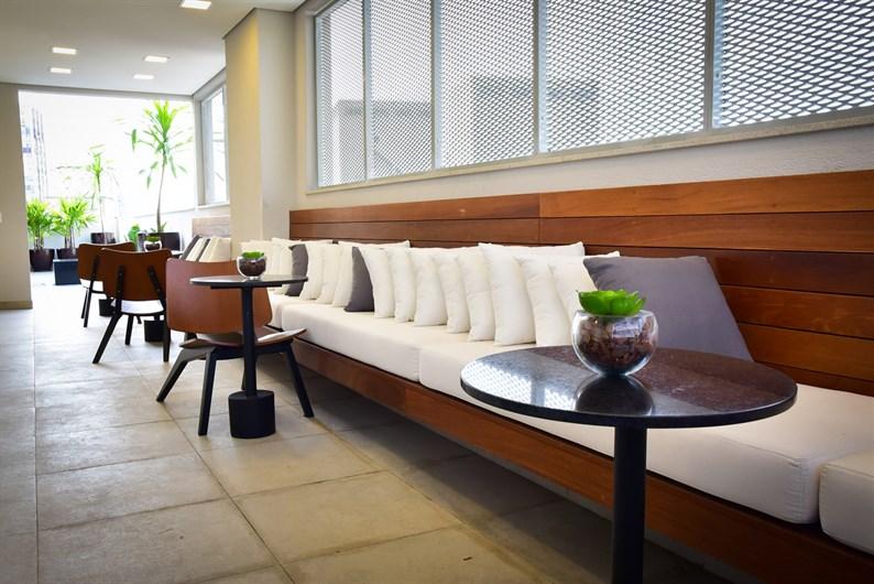 Área Comum | Cyrela InSPired in São Paulo – Apartamentona  Consolação - São Paulo - São Paulo
