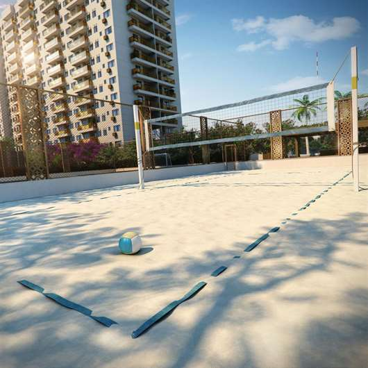 Lazer | RJZ Cyrela Like Residencial Club – Apartamentoda  Barra Olímpica - Rio de Janeiro - Rio de Janeiro
