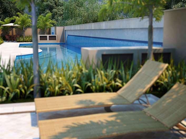Área Comum   Cyrela Goldsztein Clássico Petrópolis  – Apartamentono  Petrópolis - Porto Alegre - Rio Grande do Sul