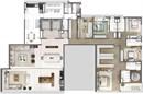 PLANTA TIPO FINAL 2 – 343M² | One Sixty – Apartamento na  Vila Olímpia - São Paulo - São Paulo