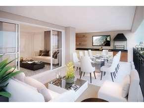 Terraço do apartamento de 172m²