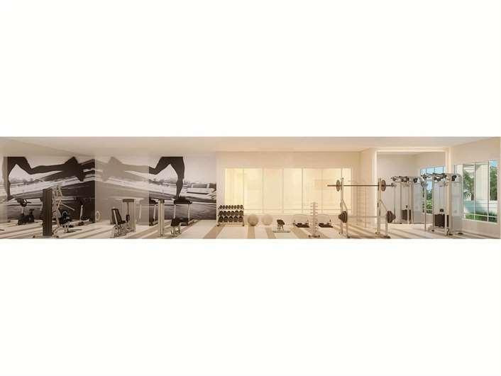 Lazer   Le Premier Moema – Apartamentoem  Moema - São Paulo - São Paulo