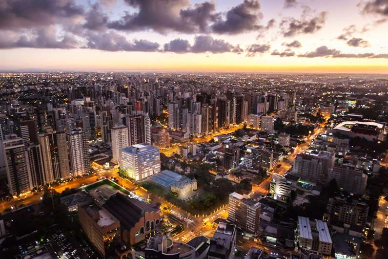 Fachada | DOC Castelo Batel – Salas Comerciaisno  Batel - Curitiba - Paraná