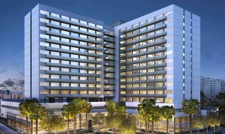 Fachada | Medplex Eixo Norte – Salas Comerciaisna   Av. Assis Brasil - Porto Alegre - Rio Grande do Sul