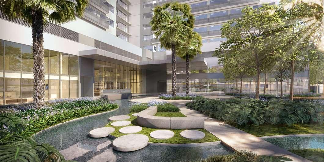 Área Comum | Medplex Eixo Norte – Salas Comerciaisno  Passo d'Areia - Porto Alegre - Rio Grande do Sul