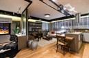 Foto Real Living Com Cozinha Integrada