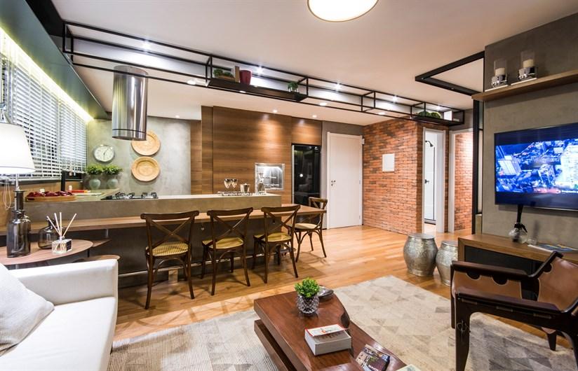 Decorado   NY, 205 – Apartamentono  Auxiliadora - Porto Alegre - Rio Grande do Sul