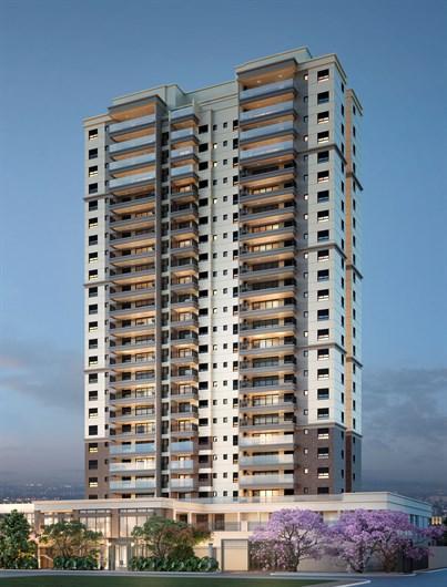 Fachada | Quadra Greenwich – West Side – Apartamentona  Chácara Santo Antônio - São Paulo - São Paulo