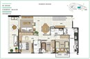 Rooftop Ed. Design 04 quartos | 203,43m² (Pavimento Inferior) | Open Gallery & Design – Apartamento em  Laranjeiras - Rio de Janeiro - Rio de Janeiro