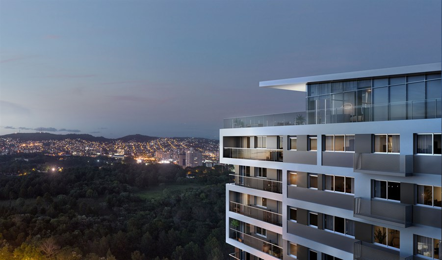 Fachada | FLOAT RESIDENCES – Apartamentono  Petrópolis - Porto Alegre - Rio Grande do Sul