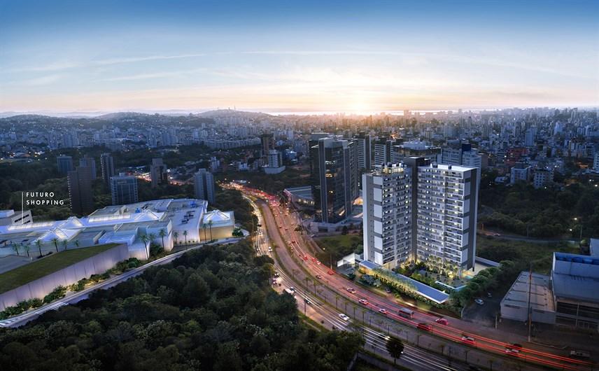 Localização | FLOAT RESIDENCES – Apartamentono  Petrópolis - Porto Alegre - Rio Grande do Sul