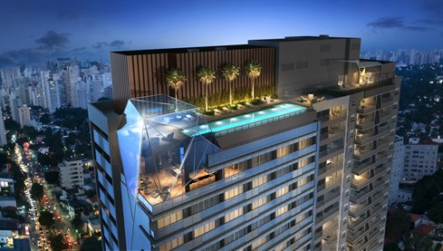 Thera Ibirapuera By Yoo: Apartments