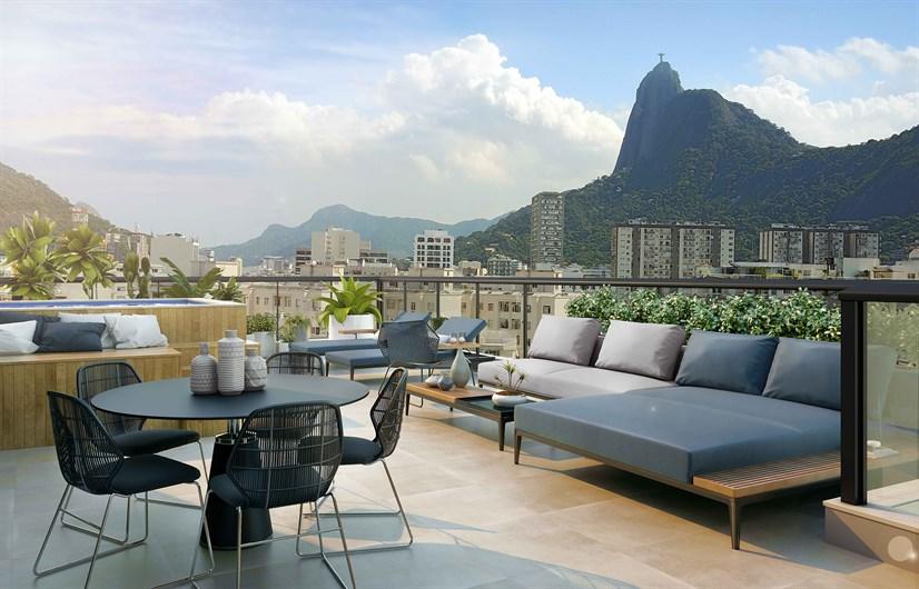 Apartamento | ON – Apartamentoem  Botafogo - Rio de Janeiro - Rio de Janeiro