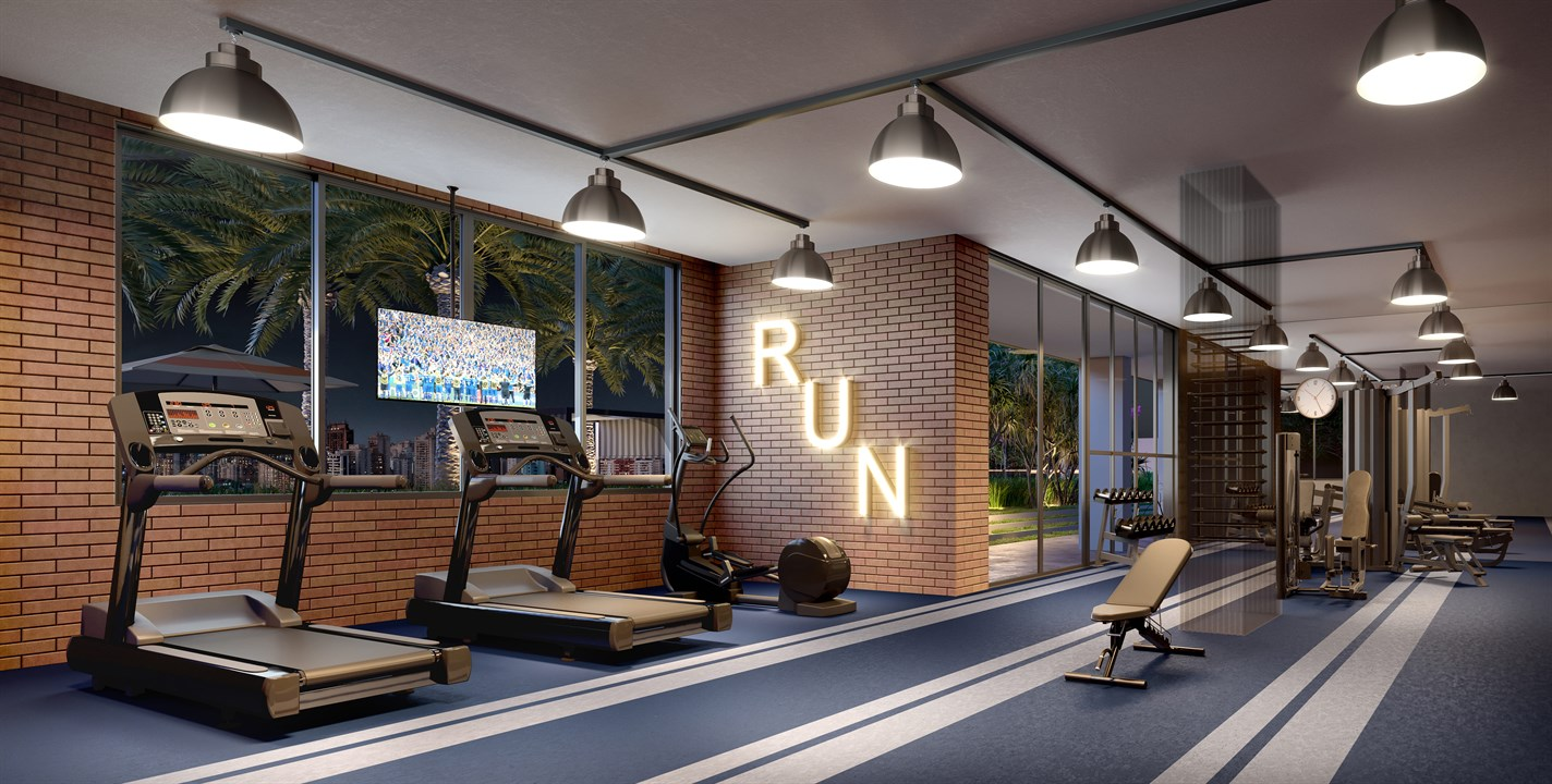 The Residences | Fitness