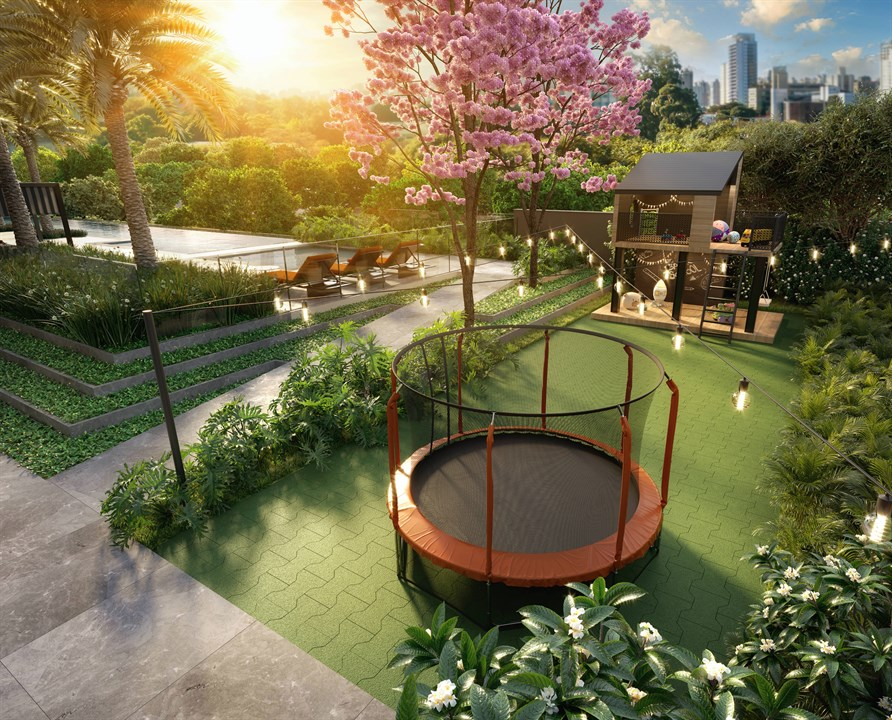The Residences | Playground