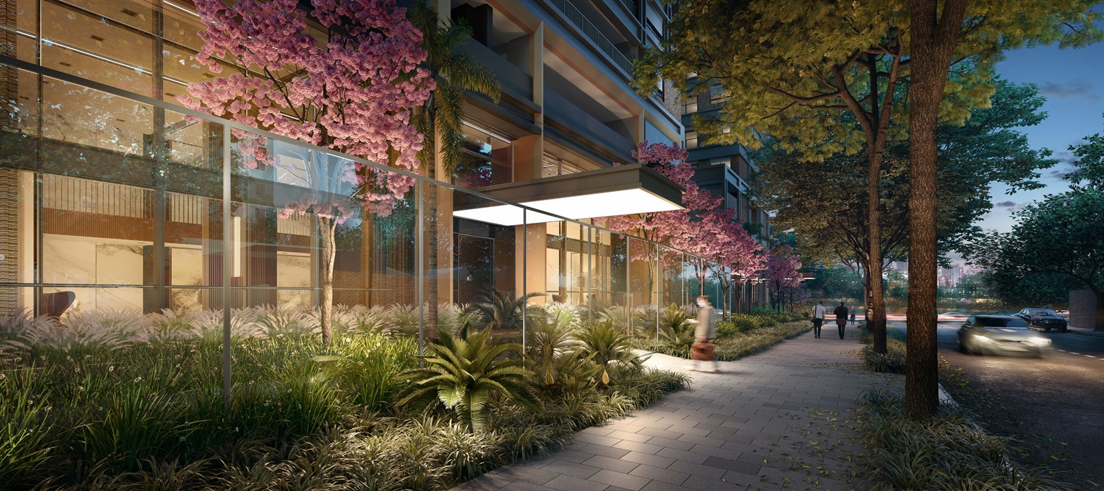 The Residences | Portaria