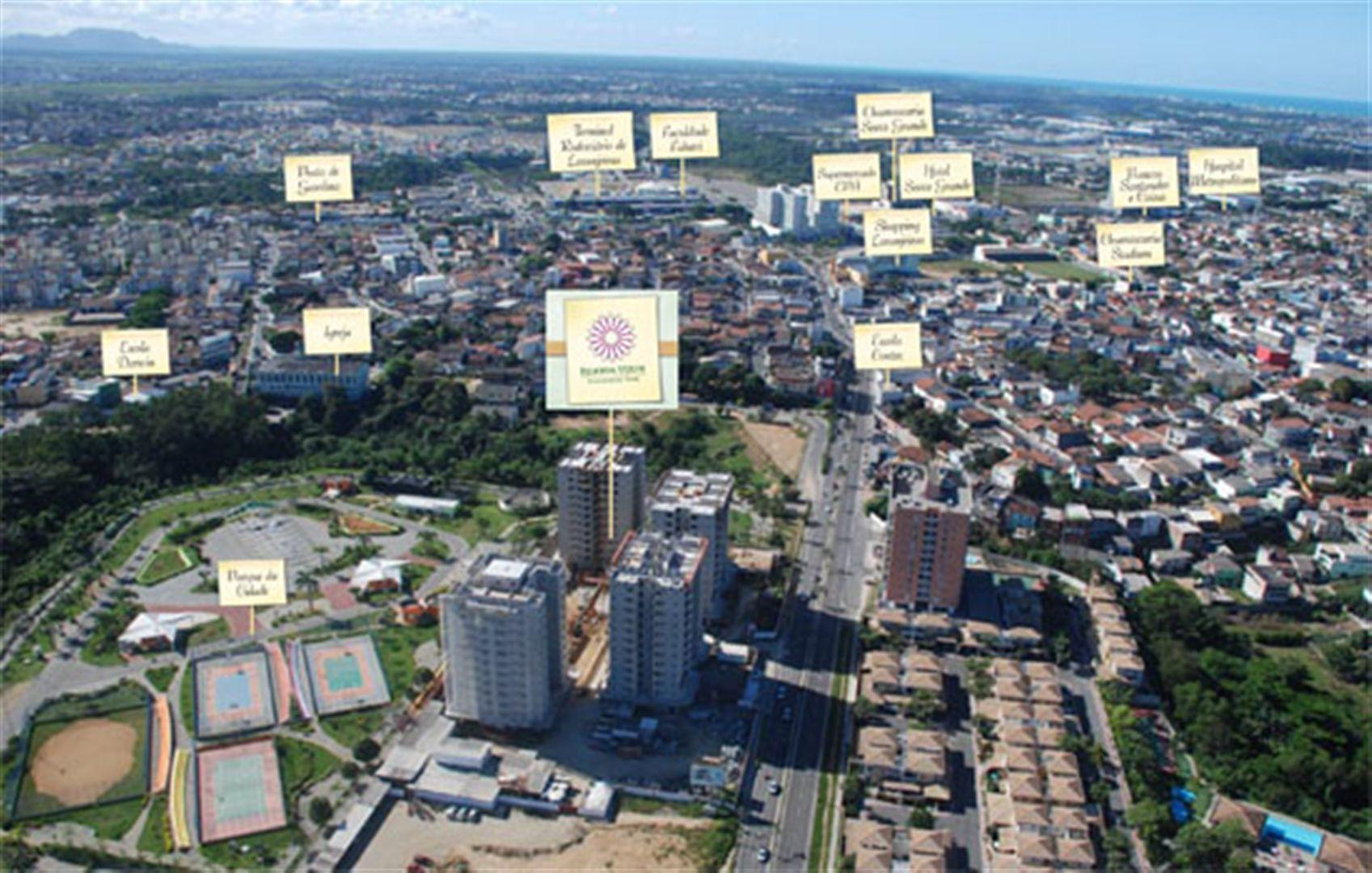 Fachada | Reserva Verde Residencial Park – Apartamentoem  Laranjeiras - Serra - Espírito Santo