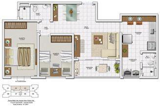 | Vita Morada Clube – Apartamento em  Lauro de Freitas - Salvador - Bahia