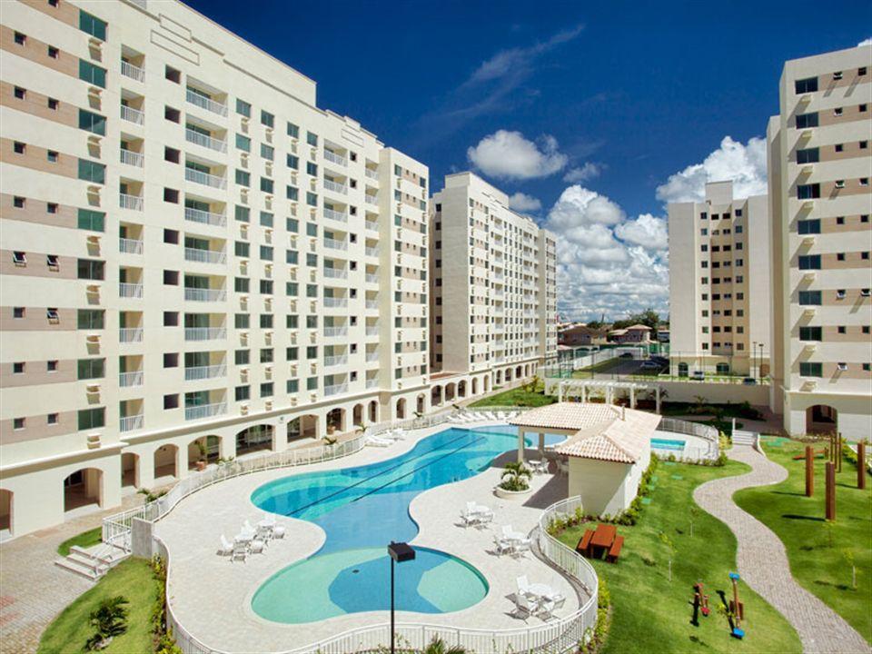 Fachada | Vita Morada Clube – Apartamentoem  Lauro de Freitas - Salvador - Bahia