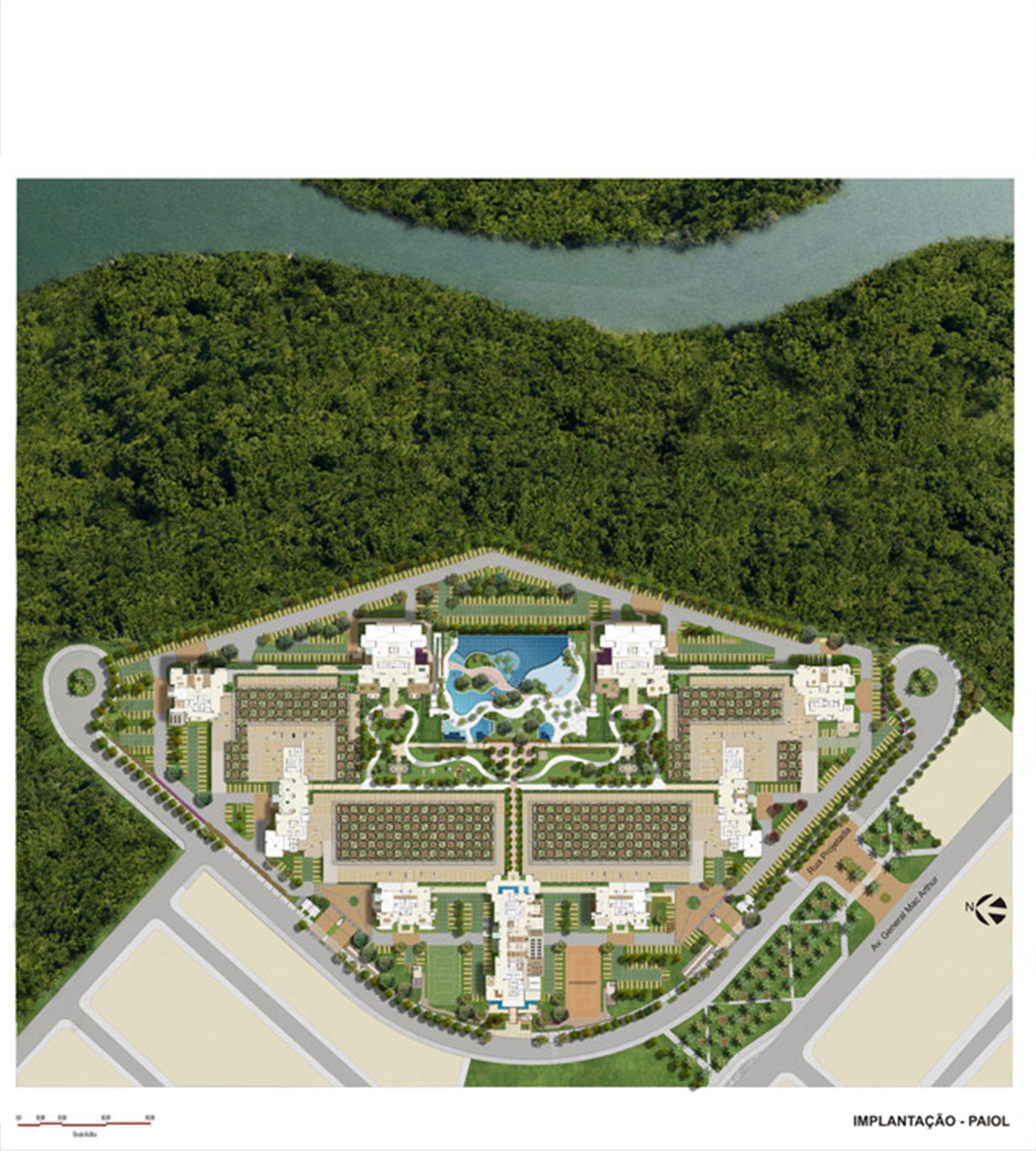 Masterplan vazado | Le Parc Boa Viagem – Apartamento em  Boa Viagem - Recife - Pernambuco
