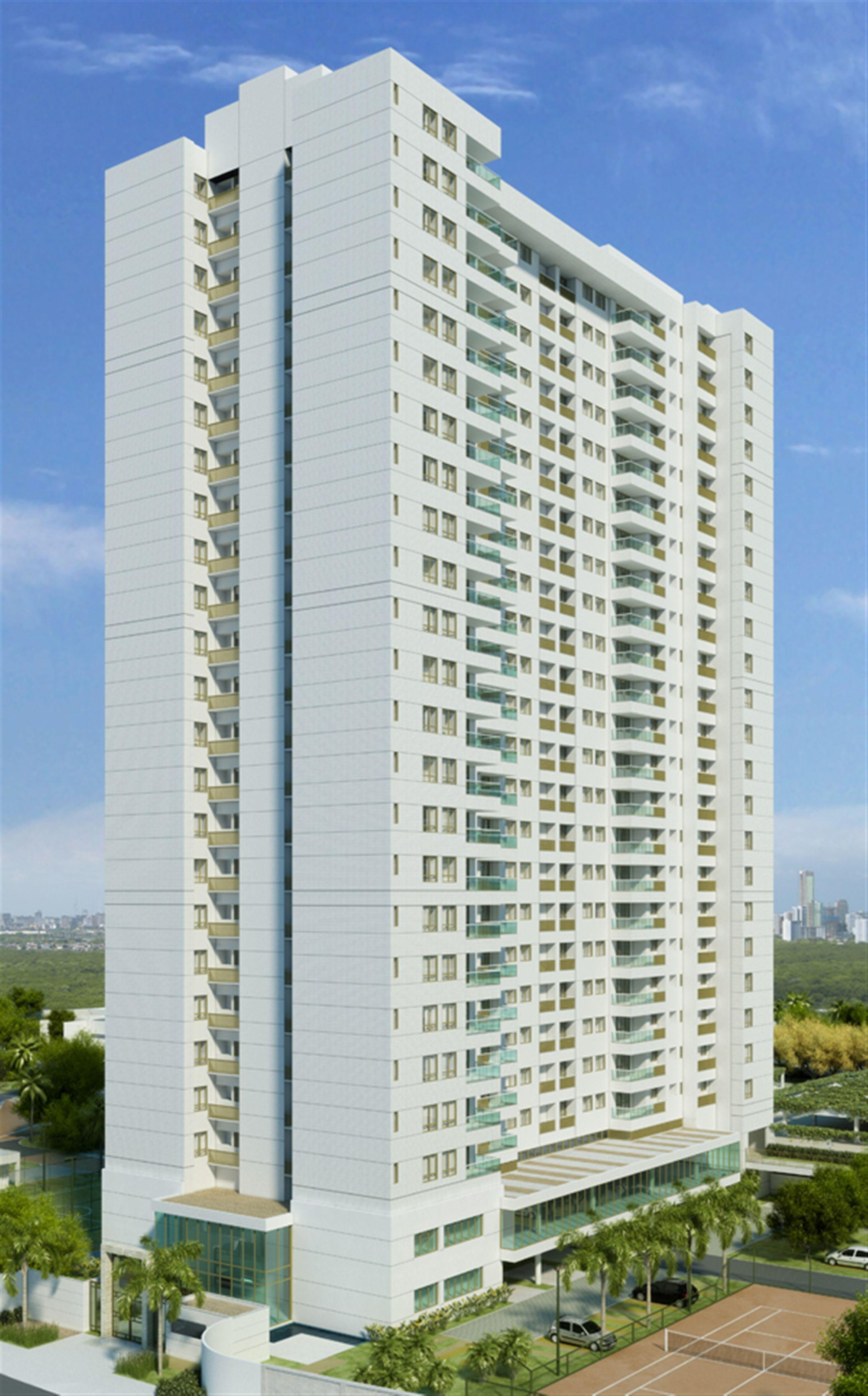 Fachada | Le Parc Boa Viagem – Apartamentoem  Boa Viagem - Recife - Pernambuco