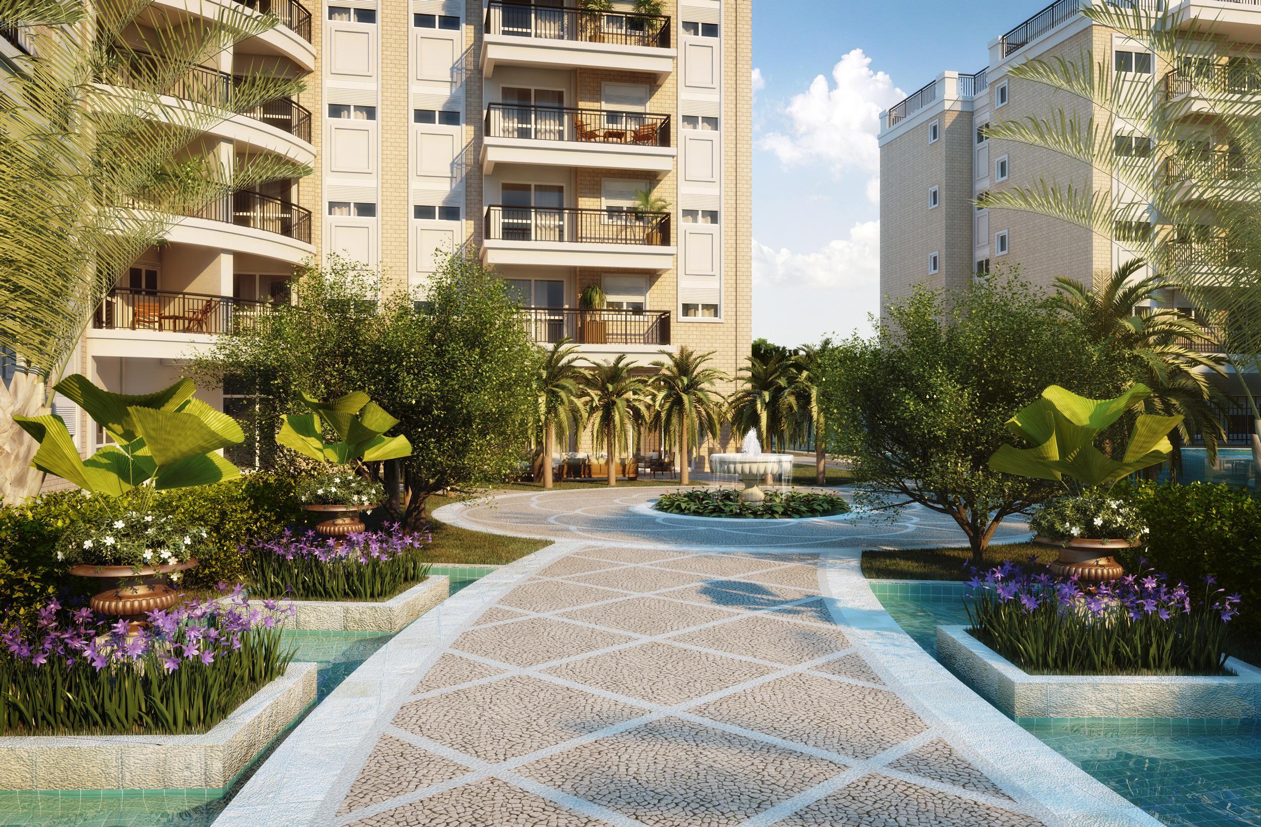 Área Comum | Andalus by Cyrela – Apartamentono  Morumbi - São Paulo - São Paulo