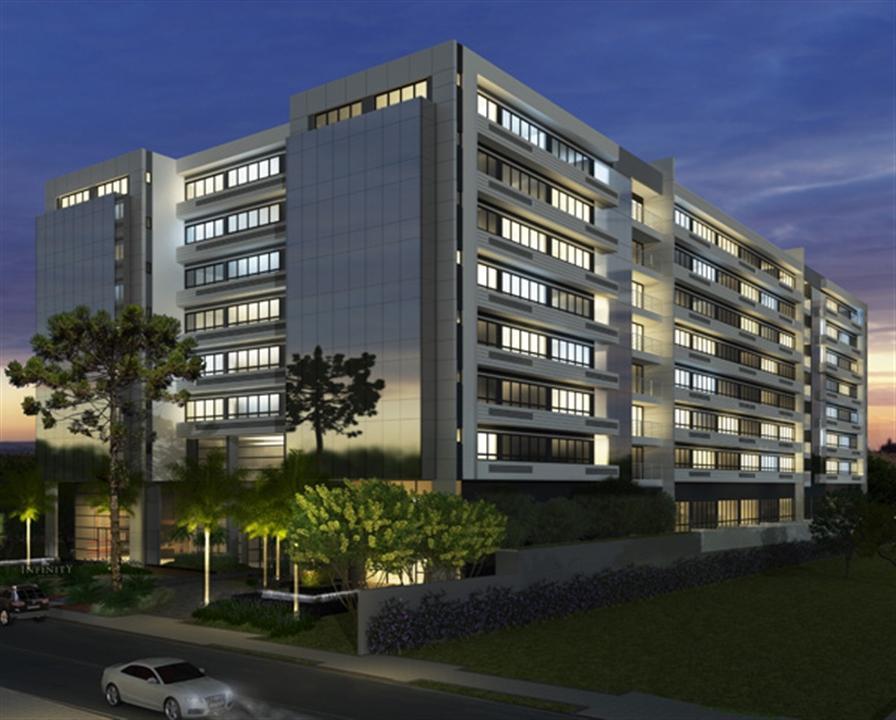 Fachada | Infinity Prime Offices – Salas Comerciaisno  Cabral - Curitiba - Paraná
