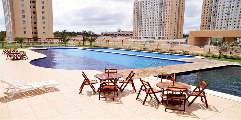 Lazer   Brisas Life – Apartamentoem  Altos do Calhau - São Luís - Maranhão