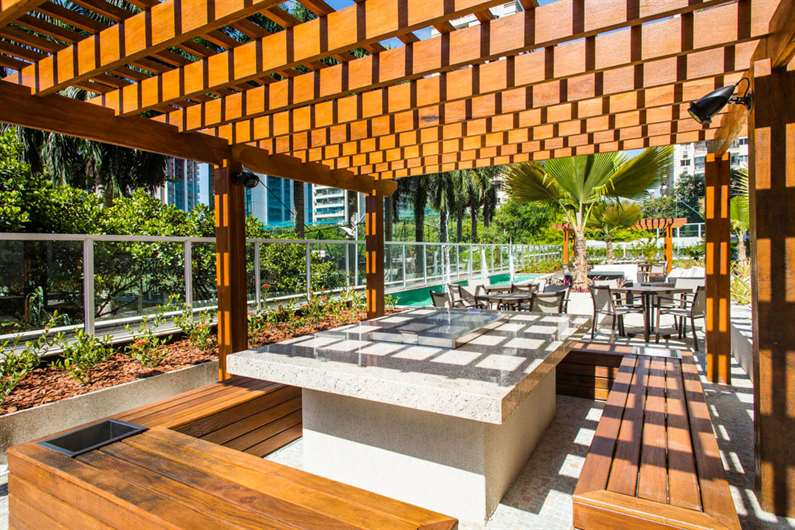 Imóvel pronto | 360º On The Park – Apartamentona  Barra da Tijuca - Rio de Janeiro - Rio de Janeiro