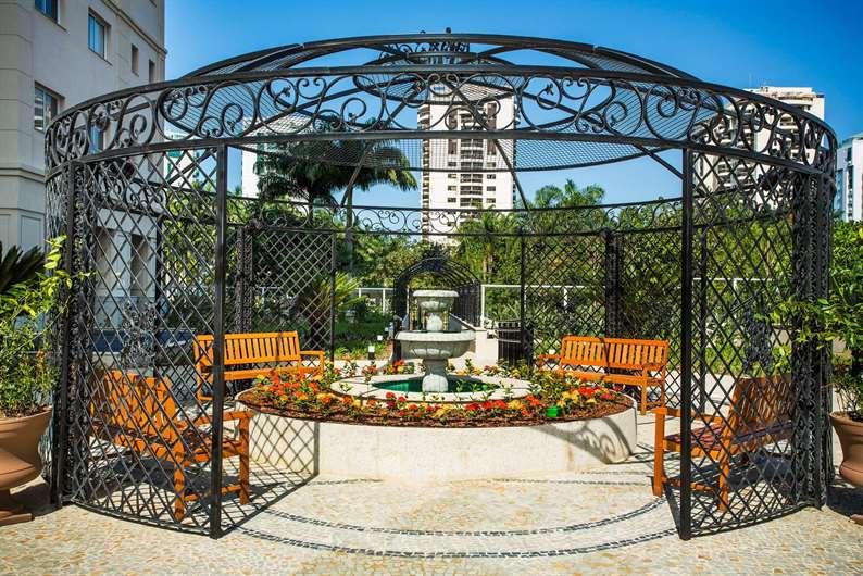 Área Comum | 360º On The Park – Apartamentona  Barra da Tijuca - Rio de Janeiro - Rio de Janeiro