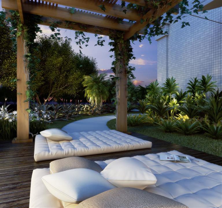 Lazer | Jardim de Provence – Apartamentoem  Altos do Calhau - São Luís - Maranhão